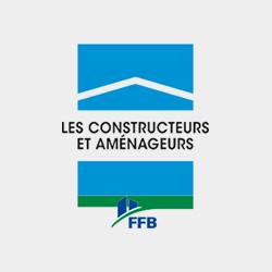 logo Les Constructeurs et Aménageurs, de la Fédération Française du Bâtiment