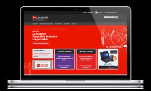 lien vers site Leasecom