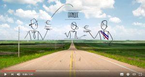 Vidéo de présentation de la Plateforme des Institutionnels, Arkéa