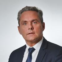 Alain Hervé, Directeur du pôle finances, organisation et informatique d'Arkéa Banque Entreprises et Institutionnels