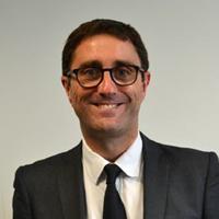 Thomas Nebout, directeur du centre d'affaires de Paris d'Arkéa Banque Entreprises et Institutionnels