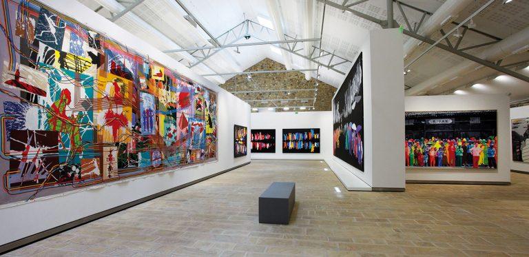 Exposition Fromanger 2012, Fonds Hélène & Edouard Leclerc pour la culture