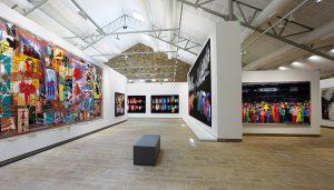 Exposition Fromanger- 2012 - FHEL, mécénat