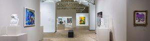 Exposition Marc Chagall, Fonds Hélène & Edouard Leclerc pour la culture