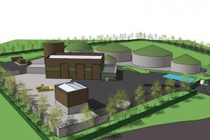 image Vue 3D du site de Châteaulin