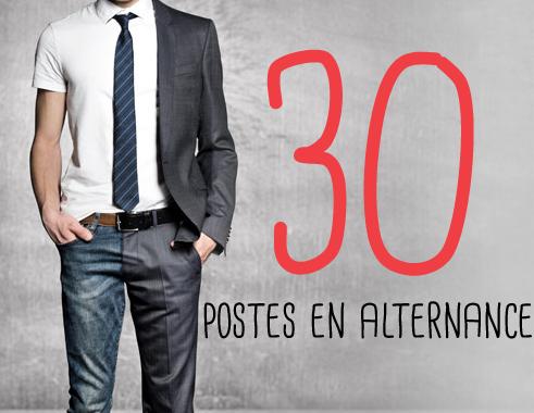 Arkéa Banque E&I recrute 30 alternants de bac+3 à +5, dans toute la France.