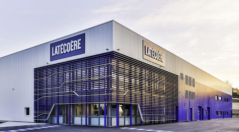 Usine de Latécoère, Toulouse-Montredon